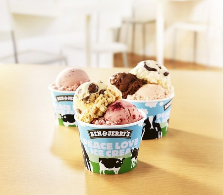 Ben & Jerry's - ice cream