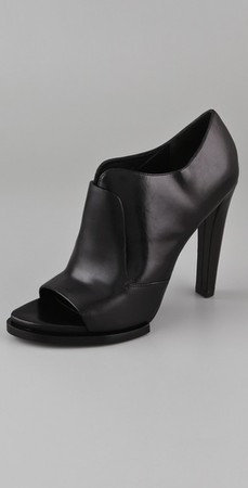 Alexander Wang - Luisa Open Toe Booties