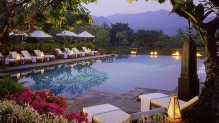 four seasons hotels and resort - chiang mai