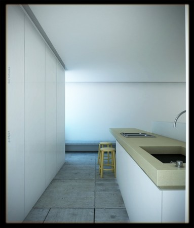 John Pawson - Kitchen, Private House, UK