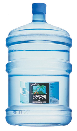 HAWAII WATER - 5 gallons bottle