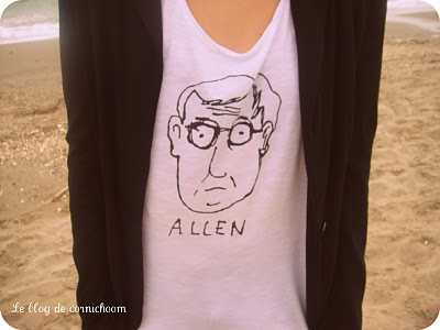 Sud-Express - Woody Allen T-shirts