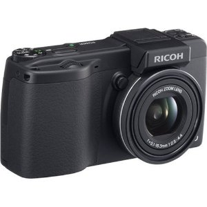 RICOH - GX200 Digital Camera