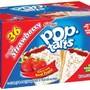 Pop-Tarts  - Toaster Pastries, Frosted Strawberry, 36-Count Box