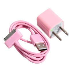 Apdater for iPhone (Pink)