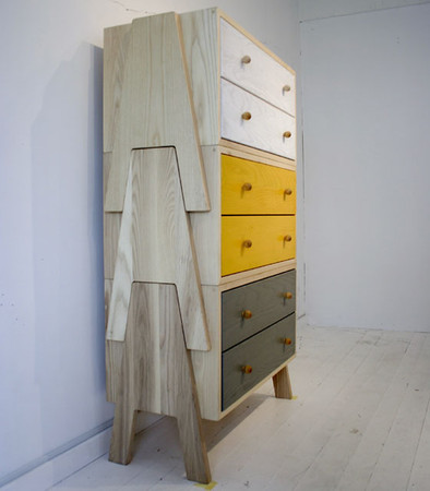 """Landscape Products -  Stacking Cabinet """"TREE"""" for kids"""