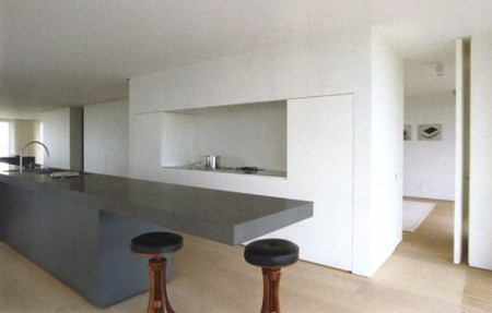 John Pawson - White Kitchen