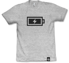 dribbble - Charge Tee