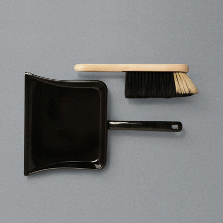 LABOUR AND WAIT - Dustpan and Brush