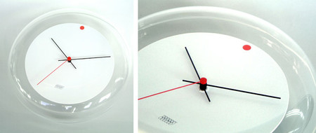 Shiro Kuramata - Wall Clock