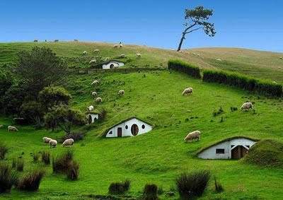 The Lord of the Rings - Hobbiton Movie Set & Farm Tours