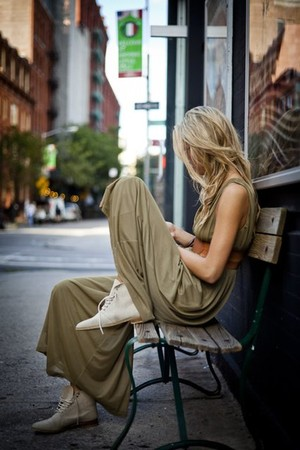 Green Jumpsuit  - Green Jumpsuit