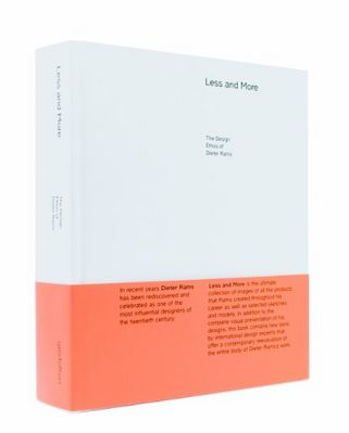 Dieter Rams  - Less and More: The Design Ethos of Dieter Rams