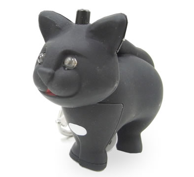 noisey key light - Cat
