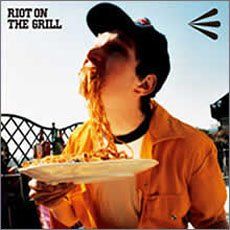 ELLEGARDEN - RIOT ON THE GRILL