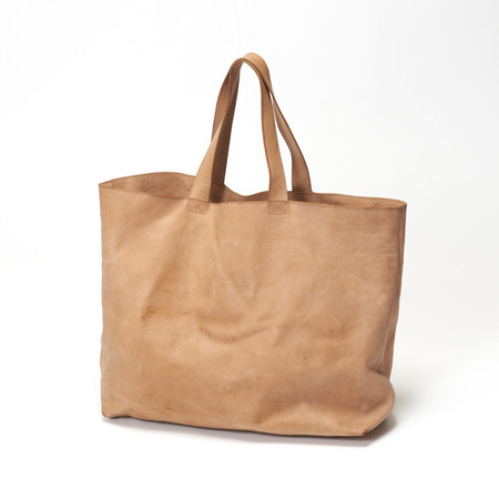 ARTS&SCIENCE - Leather Tote Bag
