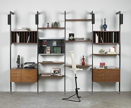 Herman Miller - CSS (Comprehensive Storage System) / George Nelson & Associates