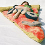 Bfiberandcraft - Slice of Pizza Sleeping Bag