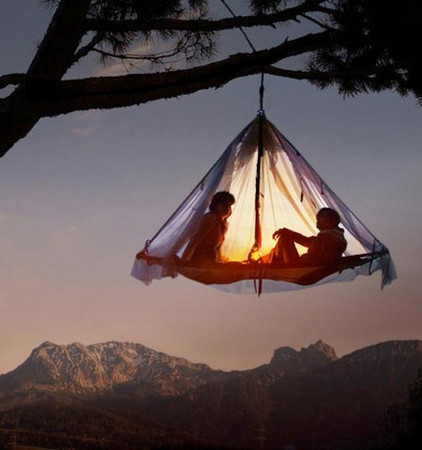 Portable Hanging Tent