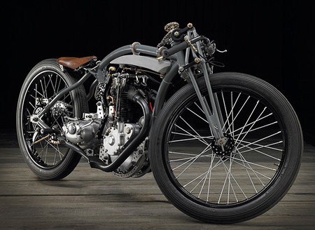 Rudge - Rudge Whitworth 'bitsa'