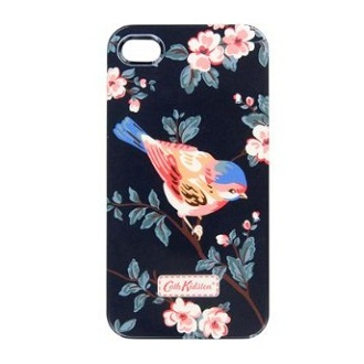Cath Kidson - British Birds iPhone4/4S ケース