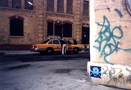 space-invaders - NY