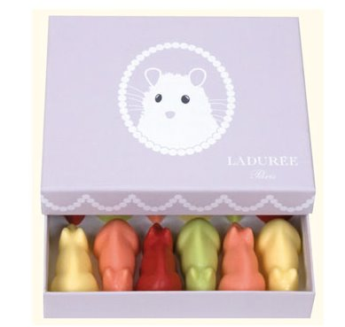 LAUDREE - easter chocolate