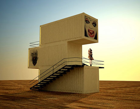 The ecopod sumally - Ecopod container home ...