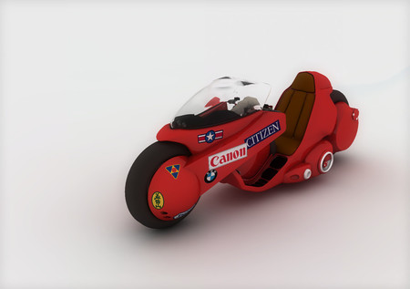 The Akira Bike Project