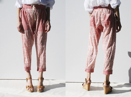 ÉTOILE ISABEL MARANT - Hair Pants