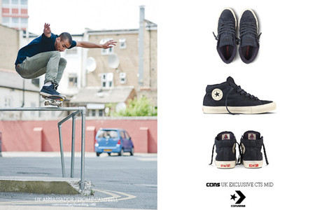 Converse Skateboarding - Cons CTS Mid UK Exclusive