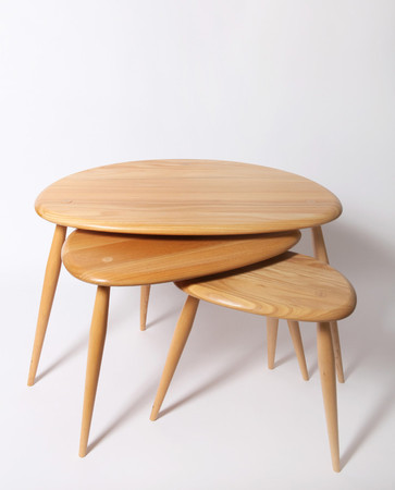 ERCOL - NEST TABLE