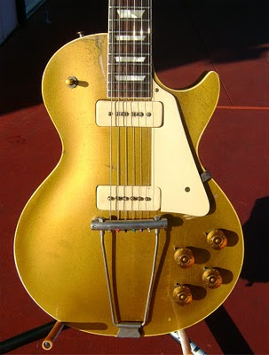 gibson - 1952 Les Paul Gold Top
