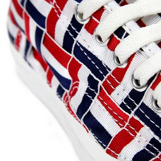 CONVERSE - 100th anniversary jack prucell by thom browne
