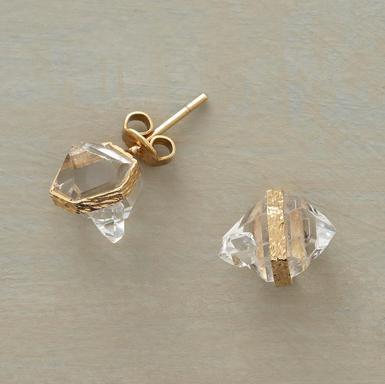 pade vavra - empire state earrings