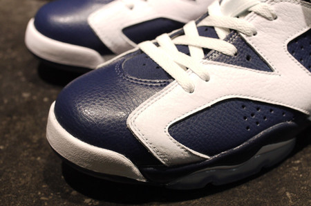 NIKE - Air Jordan 6 Olympic Retro