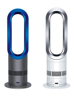 dyson - hot + cool AM04 fan heater