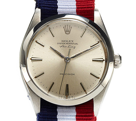 ROLEX - Oyster Perpetual Air-King Precision (1966)