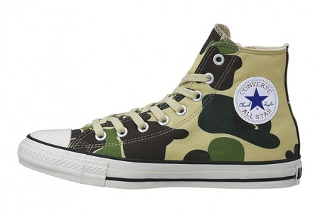 CONVERSE - ALL STAR TYO CUSTOM MADE HI by mita sneakers