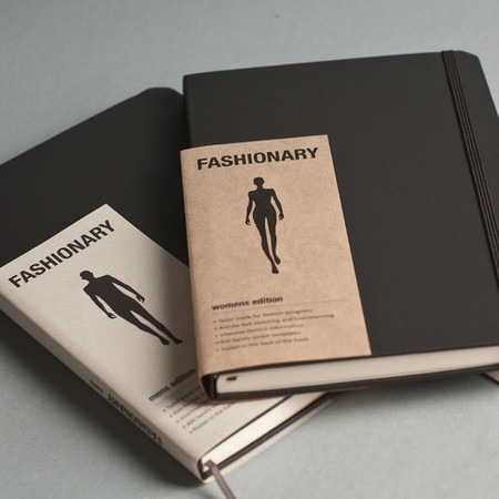 Fashionary - Fashionary notebook