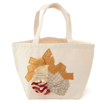 CAROLINA GLASER - TOTE BAG
