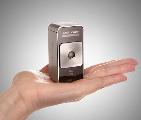 Celluon - magic cube (Silver)