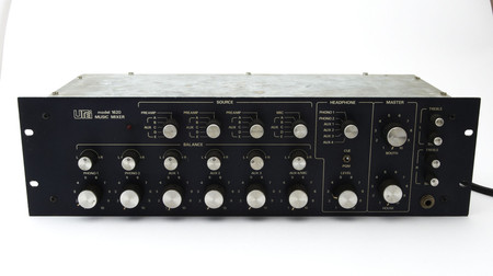 Urei - model 1620 MUSIC MIXER