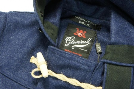 Gloverall - Melton Wool Cropped Duffle Coat
