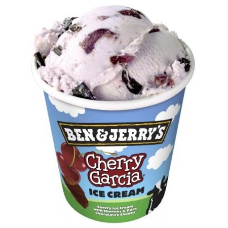 Ben and Jerrys - Cherry Garcia