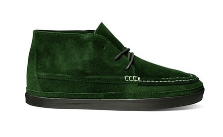 vans - Vans California Mesa Moc Fall Winter 2012