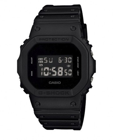 "CASIO - G-SHOCK DW-5600BB-1JF ""SOLID COLORS"""