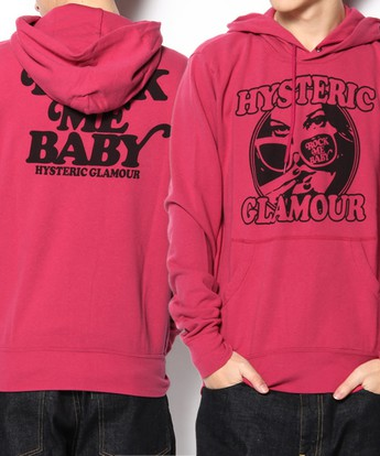 HYSTERIC GLAMOUR - STILL CRAZY pt PK
