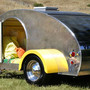 Vacations In A Can  - Teardrop Trailer