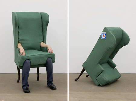Jamie Isenstein - Arm Chair